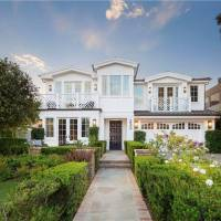 Corey Perry home in Corona Del Mar, CA