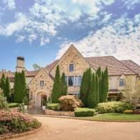 Dwayne Johnson home in Powder Springs, GA