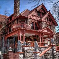 Molly Brown home in Denver, CO