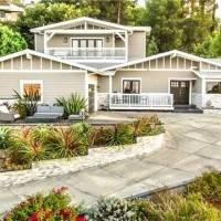 Anjelah Johnson home in Los Angeles, CA