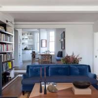 Seth Meyers home in New York, NY