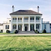 Luke Bryan home in Franklin, TN