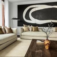 Gigi Hadid home in New York, NY