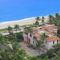 Jon Bon Jovi  home in Palm Beach, FL