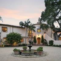 Orlando Bloom home in Montecito, CA