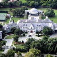 Mark Cuban home in Dallas, TX