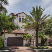 Rob Gronkowski home in Tampa, FL