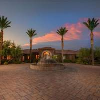 Larry Fitzgerald home in Paradise Valley, AZ