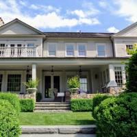 Martha Stewart home in Westport, CT