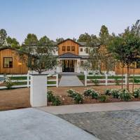 Lori Loughlin home in Hidden Hills, CA