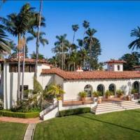 Richard Nixon home in San Clemente, CA