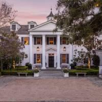 Rob Lowe home in Montecito, CA