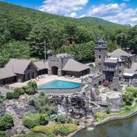 Derek Jeter home in Greenwood Lake, NY