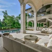 Chris Paul home in The Woodlands, TX