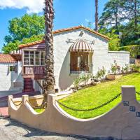 Doris Roberts home in Los Angeles, CA