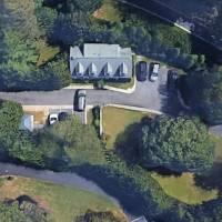 Joe Biden home in Wilmington, DE