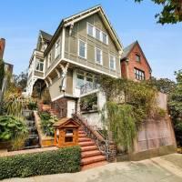 Tom Steyer home in San Francisco, CA