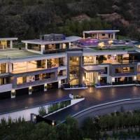 Dan Bilzerian home in Los Angeles, CA