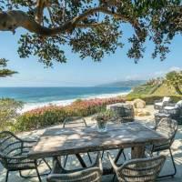 Bryan Singer home in Malibu, CA