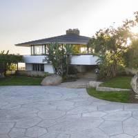 George Michael home in Santa Barbara, CA