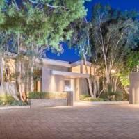 Jane Fonda home in Beverly Hills, CA