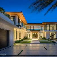 DJ Khaled  home in Miami Beach, FL