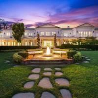 Max Azria home in Los Angeles, CA