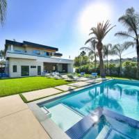 Antonio Gates home in Los Angeles, CA