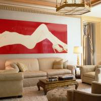 Kim Cattrall home in New York, NY