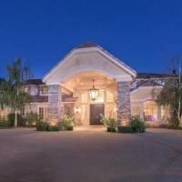Russell Peters home in Hidden Hills, CA