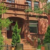 Jason Sudeikis home in Brooklyn, NY