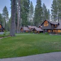 Mark Zuckerberg home in Tahoe City, CA