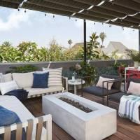 Gus Kenworthy home in West Hollywood, CA