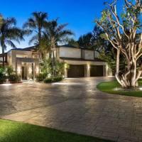 Chandler Parsons home in Malibu, CA