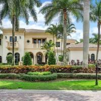 Dwight Freeney home in Palm Beach Gardens, FL