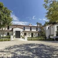 Travis Kalanick home in Los Angeles, CA