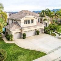 Tia Mowry home in Agoura Hills, CA