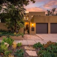 Djimon Hounsou home in Los Angeles, CA