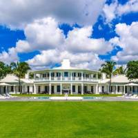 Celine Dion home in Hobe Sound, FL