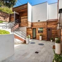 Camille Grammar home in Malibu, CA