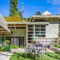 Brie Larson home in Los Angeles, CA
