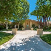 Paul George home in Hidden Hills, CA