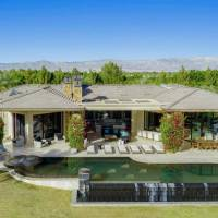 Cindy Crawford home in La Quinta, CA