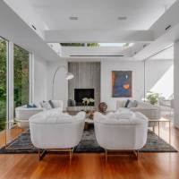 Peter Thiel home in Los Angeles, CA