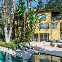 Emma Roberts home in Los Angeles, CA