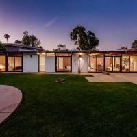 Halsey  home in Los Angeles, CA