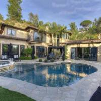 Jordan McGraw home in Beverly Hills, CA