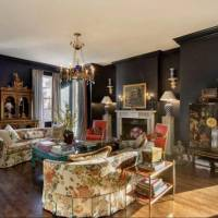 Shonda Rhimes home in New York, NY