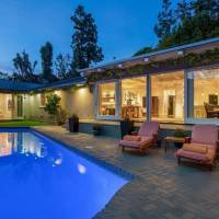 Leslie Jones home in Beverly Hills, CA