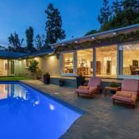 Leslie Jones home in Beverly Hills, CA